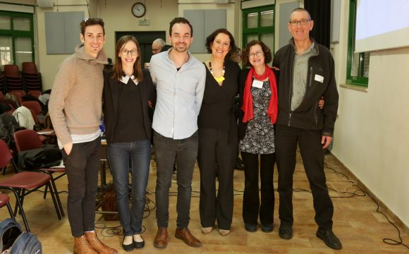 HaTikva Families Sponsors First Professional Seminar on FASD