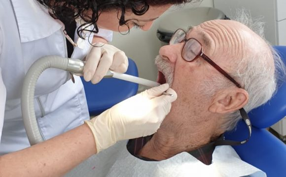 268 Dental Patients Treated in April