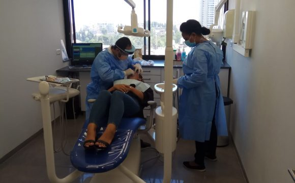 HaTikva Dental Treats 124 Patients